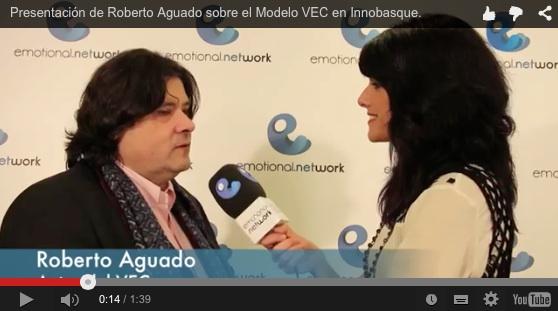 Roberto Aguado presenta el Modelo VEC en Innobasque