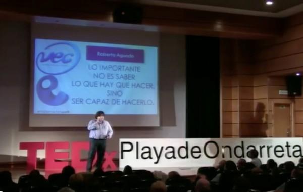 TEDx Playa de Ondarreta: Lo importante no es saber lo que hay que hacer