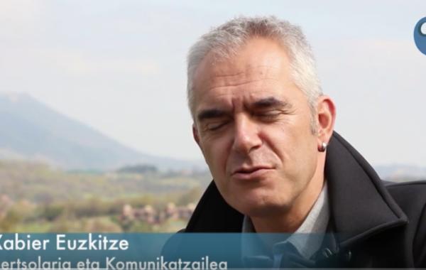 Xabier Euzkitze Emotional Network-en (Eusk)